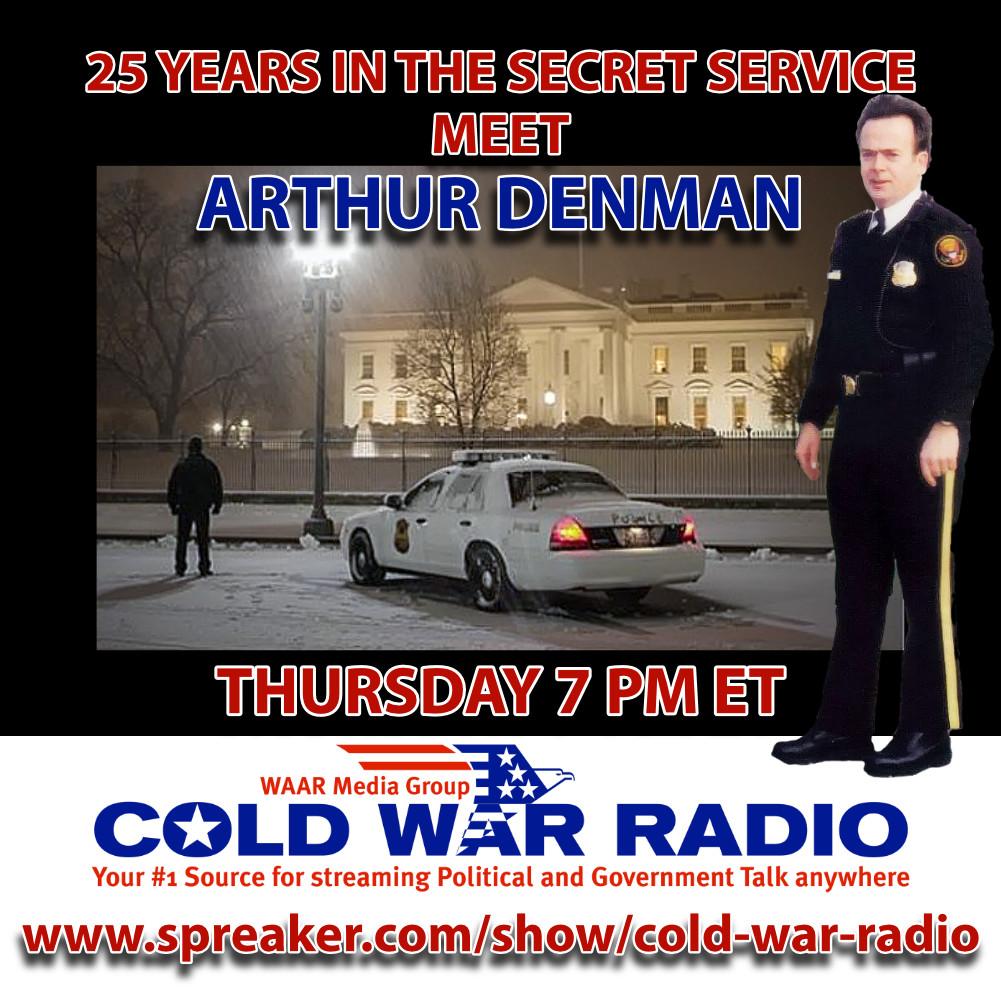 551-6-Arthur Denman - Secret Service