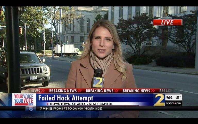 Democrats under investigation after failed hacking attempt of Georgia Voter Registration System.jpg